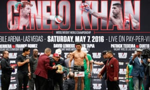 Amir Khan can become only the fourth Briton to win hold the lineal middleweight championship.