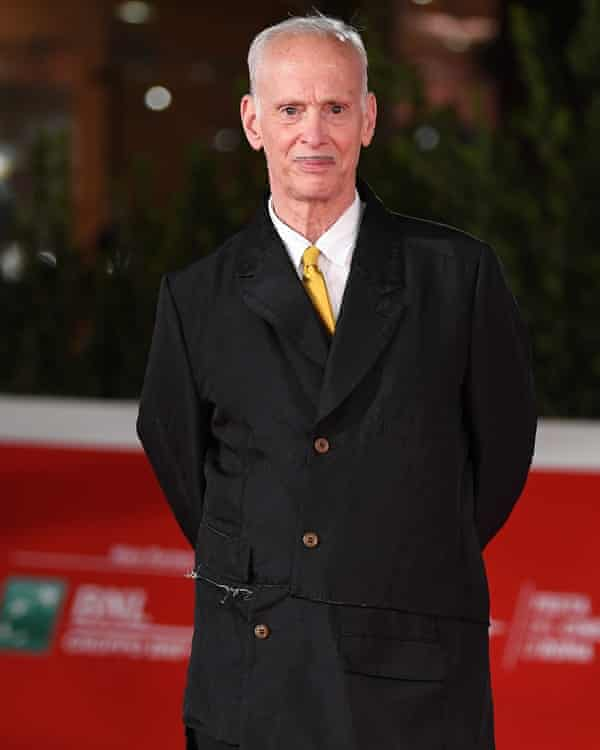 John Waters … 'She came out, started again and tried to make herself a better person.'