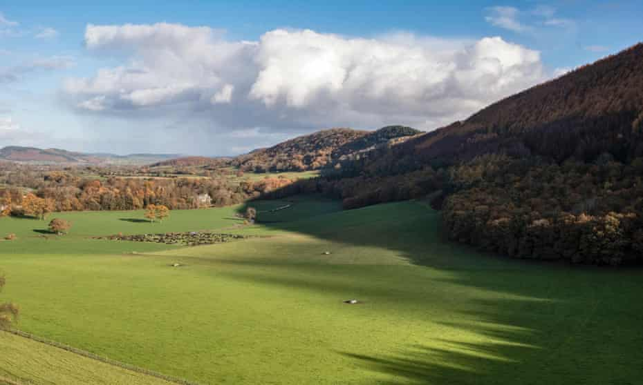 Valle de Hindwell, Herefordshire