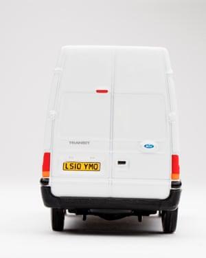 White van model