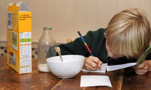 Some 20% of teachers reported that the number of pupils arriving at school hungry had increased over the past 12 months.