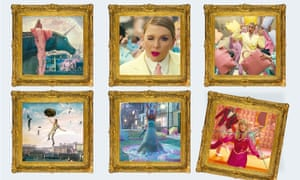 Taylor Swift's video for ME!