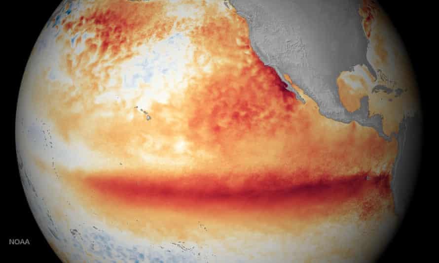 El Niño strength