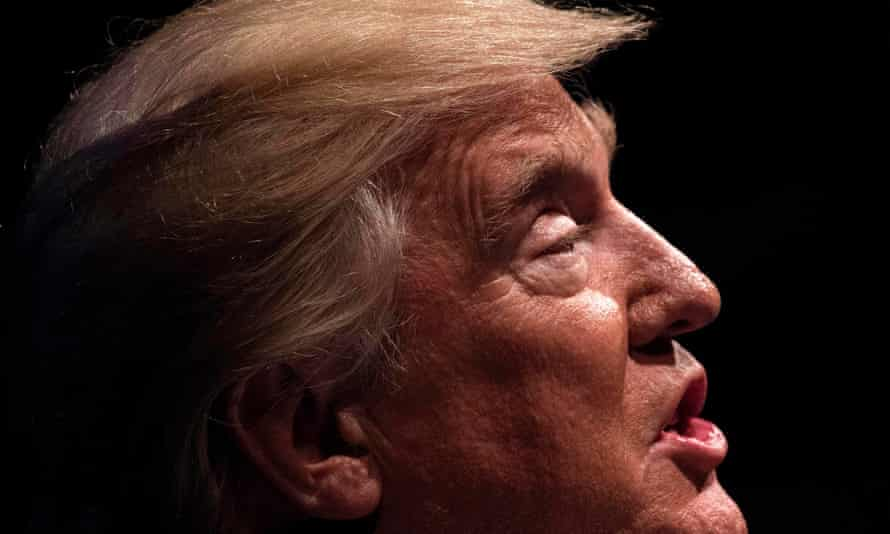 Donald Trump 'could tell 400 lies in 100 days, and laugh it all off and tweet more rubbish'.
