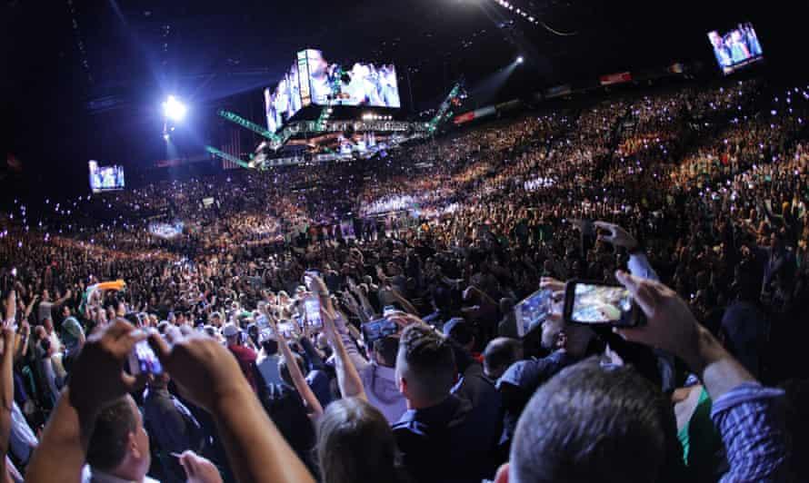 UFC in New York