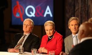 ABC's Q&A program