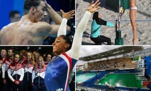 20 Olympic moments so far