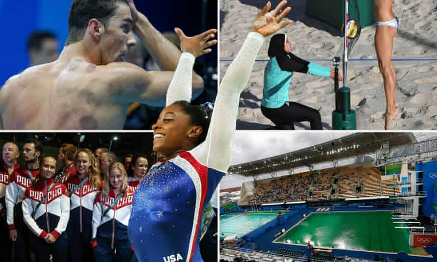 20 Olympic moments so far