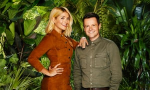Holly Willoughby and Declan Donnelly.