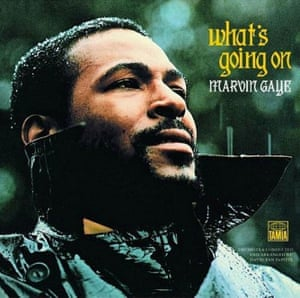 Album cover of Marvin Gaye's What's Going On