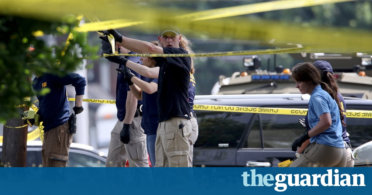 online store f7636 3055d usatoday.com Wife of Virginia shooter who targeted Republicans   I can t  believe he did this