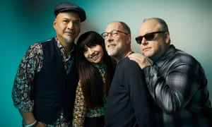 Pixies: trying to recreate past glories