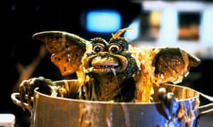 'The studio didn't get it, didn't think it was funny' … Gremlins.