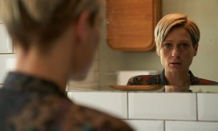 Family dysfunction ... Sian Brooke as Stephanie in Body of Water.