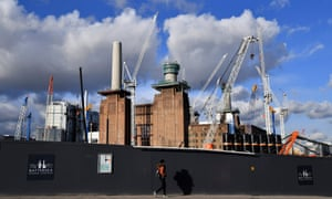 Battersea Power Station is among the many luxury London housing developments to have been attracting foreign investors