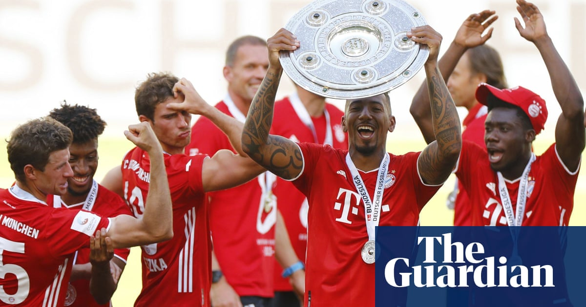 Relief all round as Bayerns muted party brings Bundesliga curtain down | Andy Brassell