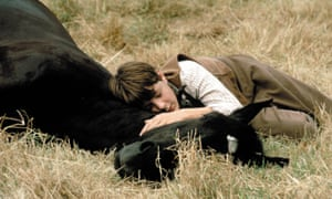 A scene from Channel 5's adaptation of Black Beauty.