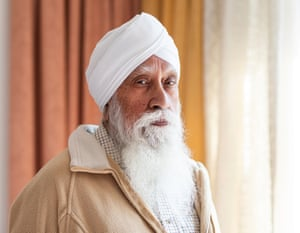 Dr Surinder Bakhshi, who was in charge of containing the virus