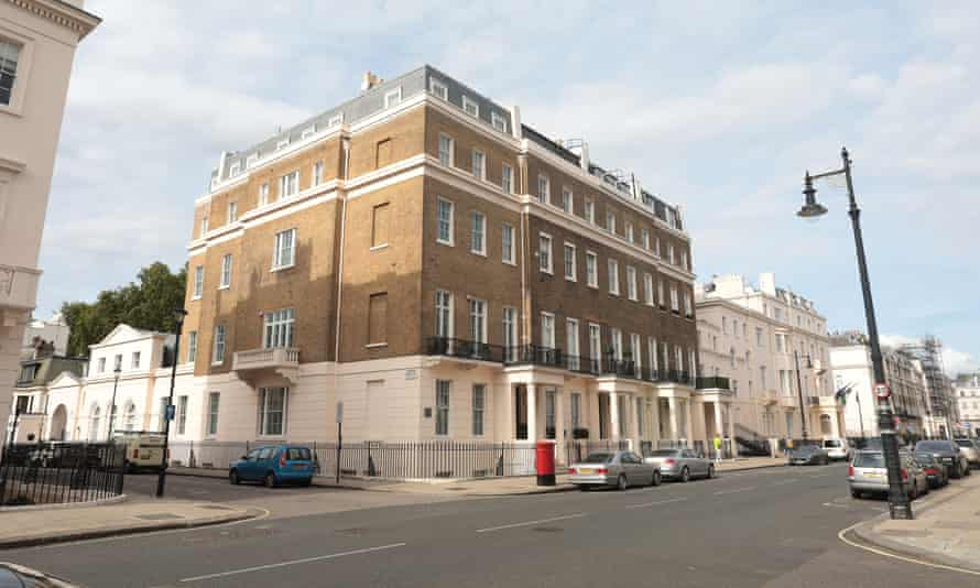 Abdullah has a portfolio of seven luxury UK properties purchased between 2003 and 2011 – including three in Belgravia, London.