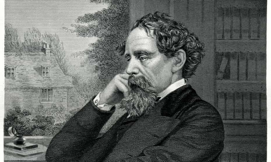 Charles Dickens: 'He even tried to shut her up in a lunatic asylum, poor thing!'
