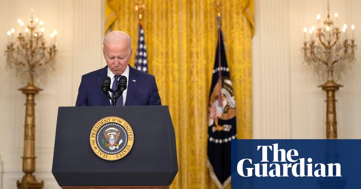 'Biden's worst nightmare': how Afghanistan shook a president