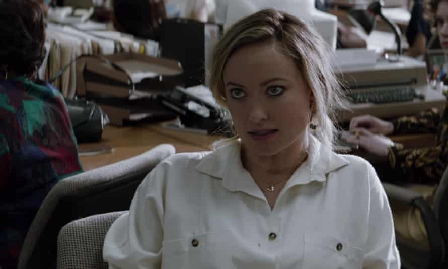 Olivia Wilde plays the late Kathy Scruggs in Eastwood's new film, Richard Jewell.