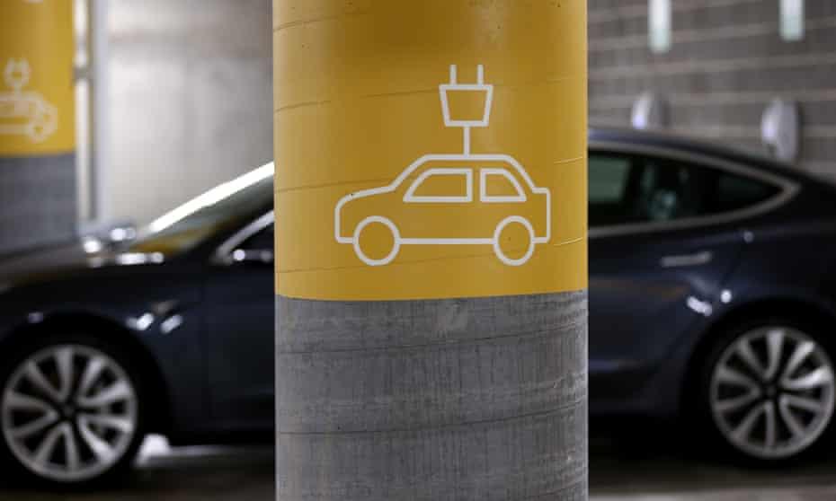 Electric car in Australia