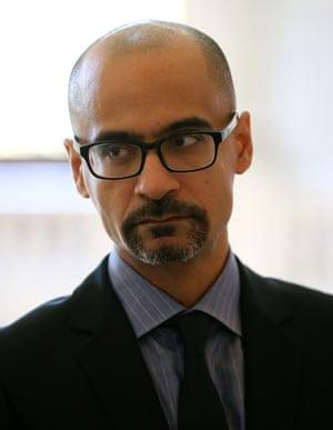 US author Junot Diaz