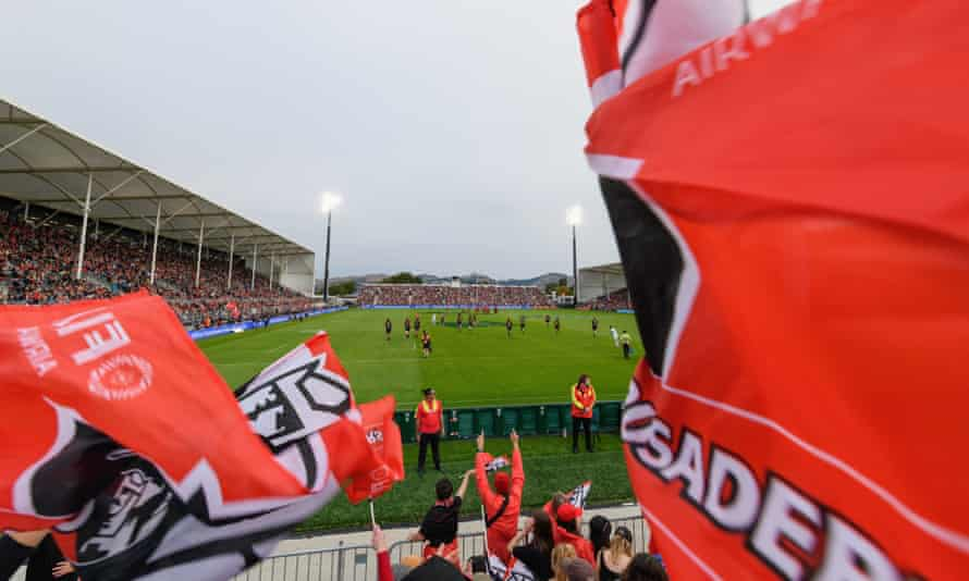 Crusaders say they understand concerns raised over their name following the Christchurch attack