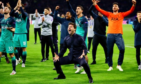 Tottenham comeback stuns Ajax and sets up final against Liverpool