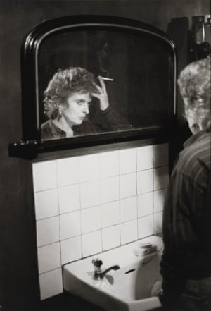 Maggi Hambling by David Gwinnutt, 1984 © David Gwinnutt