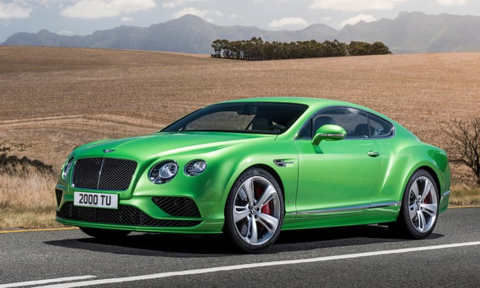 Bentley Continental Gt Speed Car Review Martin Love Technology