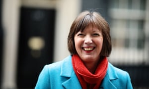 Frances O'Grady said millions of workers have no control and no voice at work.