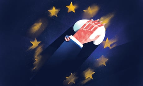 Why Trump and his team want to wipe out the EU