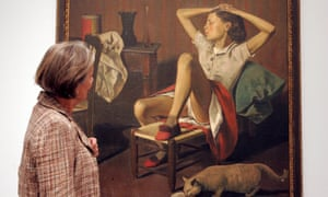 A petition failed to force the Metropolitan Museum of Art to remove Balthus's Therese Dreaming.