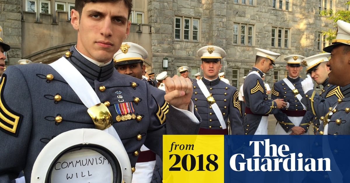 Commie cadet' who wore Che Guevara T-shirt kicked out of US