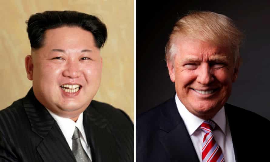 Kim Jong-un's regime says Donald Trump is stoking hostilities.