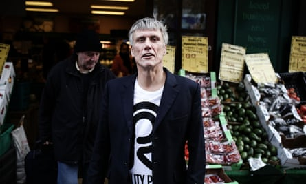 'Reality Party' Campaigning in Ramsgate, Kent, Britain - 08 Nov 2014