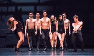 Unknown Pleasures by Dance Umbrella and CCN – Ballet de Lorraine.