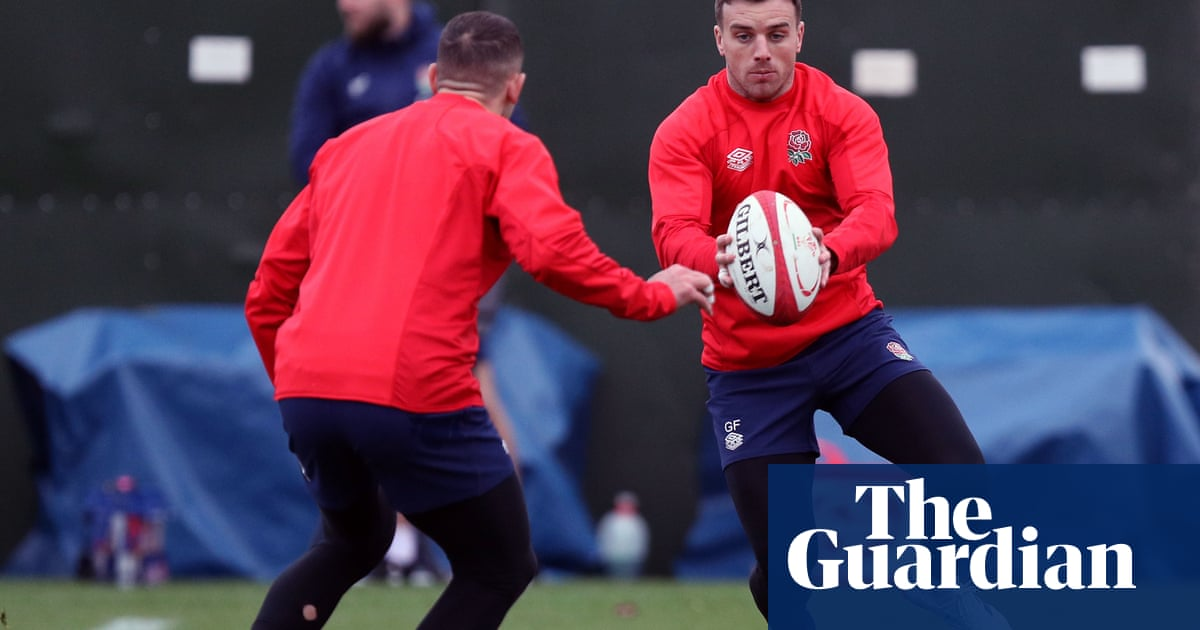 George Ford back for England v Wales battle in only change from Ireland romp