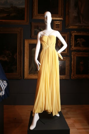 Evening dress (1939) by AlixSpring–summer silk