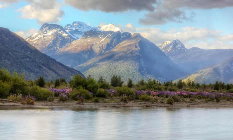 Lake Wakatipu in New Zealand's South Island is one of designer Karen Walker's favourite walking spots.