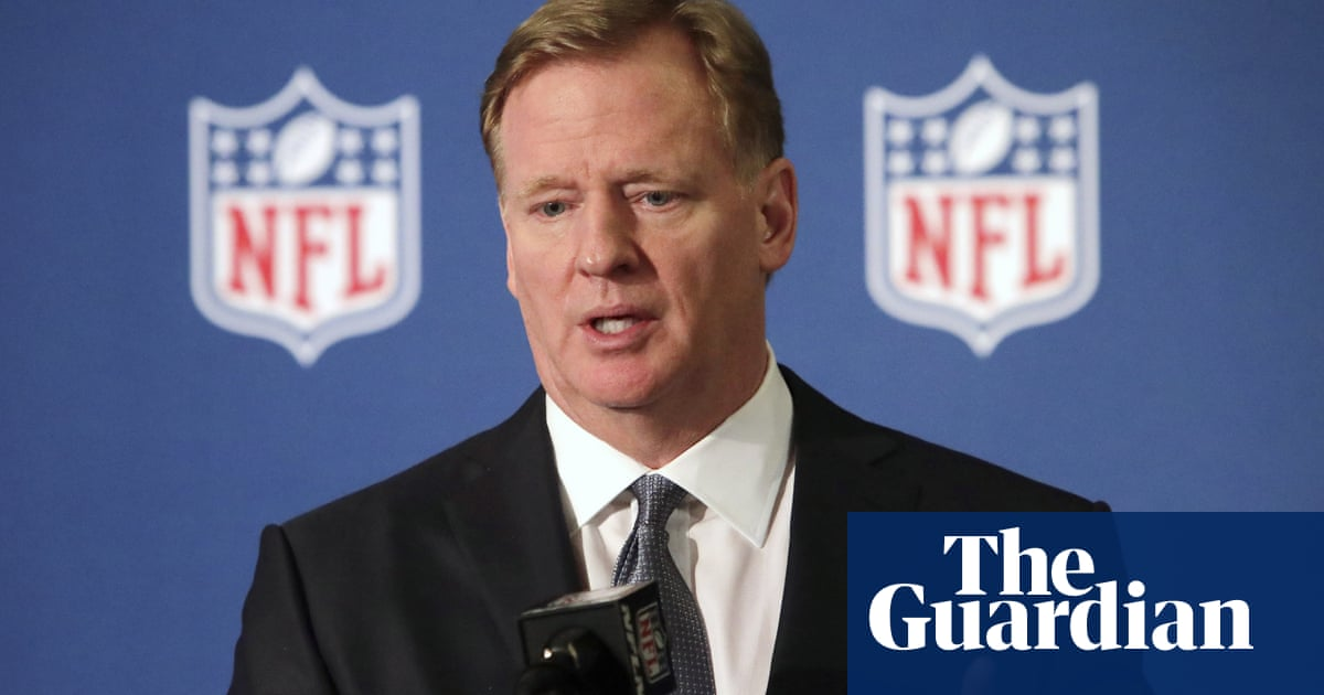 We were wrong: Goodell admits NFL should have listened to players on protests