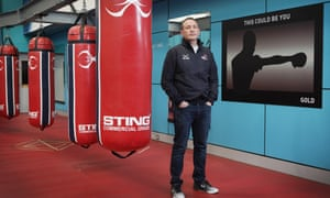Robert McCracken, performance director of the GB Boxing amateur programme at the Sheffield Institute of Sport. has overseen a huge improvement in the men's and women's game over his 10 years in the job.