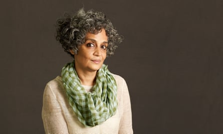 Arundhati Roy: 'Hope lies in texts that can accommodate and keep alive our intricacy, our complexity'