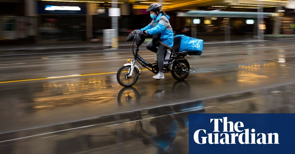 Food delivery driver killed in Sydney is the fifth death in two months