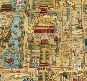 A Map of History of Peiping