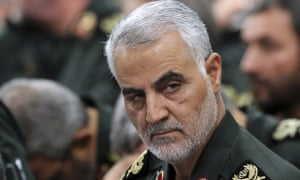 Qassem Soleimani, pictured here in 2016, was the head of Iran's elite Quds Force and an  architect of Tehran's policy in Syria.
