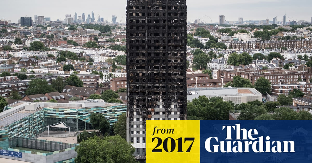 Grenfell cladding approved by residents was swapped for cheaper