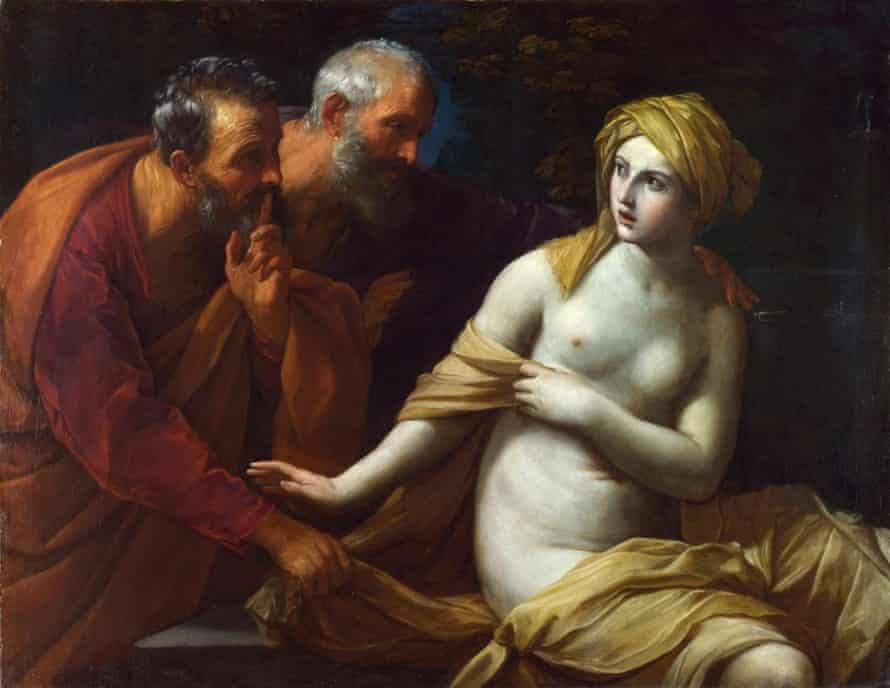 Guido Reni - Susanna and the Elders - WGA19296